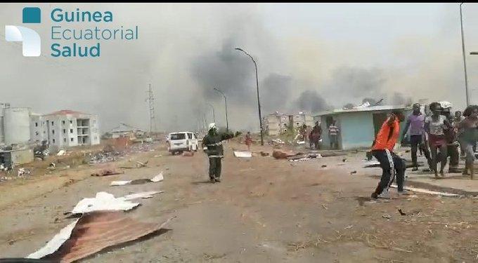 News UMPM – Catastrofă de proporții în Guinea Ecuatorială, în urma a patru explozii produse într-o unitate militară